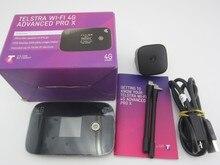Desbloqueado Nuevo teléfono Original HUAWEI E5786 E5786s-62a 4G LTE Advanced CAT6 300 Mbps router más 2 unids antena