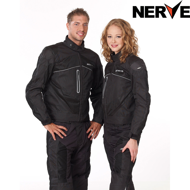 NERVE Motocross Riding Equipment Gear  Moto Jacket Summer mesh Men's Oxford Cloth Street Bike Racing Motorcycle Jacket, protect brand nerve motorcycle riding protection pants motocross moto racing gear breathable jeans trousers for men and women summer