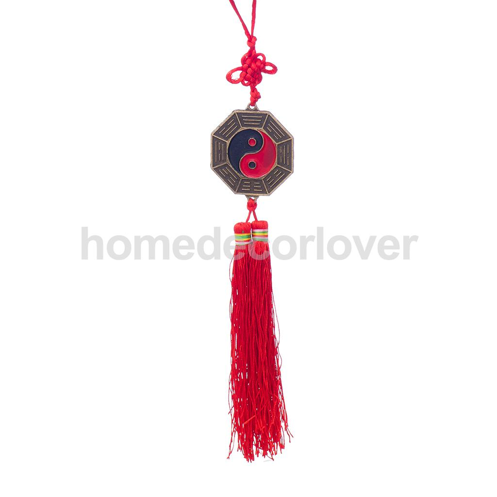 5cm bagua bagwa mirror chinese knot good luck blessing for Good luck home decor