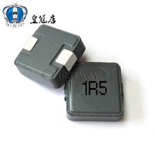 Inductores de formación Integral, 5 uds./SMD 10040 1.5UH 1040 16A palabra: 1R5 gran corriente 10*10*4MM