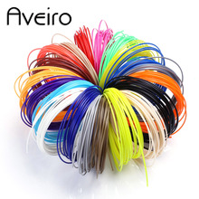 50M 10 Color Or 100 Meter 20 Colour ABS 1.75mm Filament Printing Materials Plastic For 3D Printer 3 D Pen Kids Birthday Gift 1china free shipping 20pcs abs 3d printing materials filament 1 75mm 20 different colors for 3d printer or 3d pens gift for kids