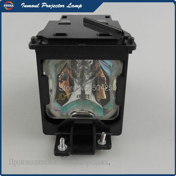Compatível lâmpada do projetor et-lac75 para projetores panasonic pt-lc55u/pt-lc75e/pt-lc75u/pt-u1s65 etc