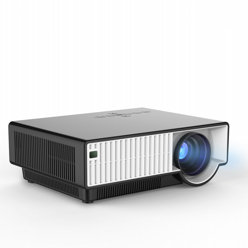 Android 4.42 os video portable projector high-tech mini projector 1080p high resolution...