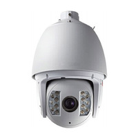 PTZ IP Camera Network high Speed Dome DS 2DF7284 A, English OSD 2MP 20X Optical Zoom ,With 3DNR,D WDR , IP66,wiper
