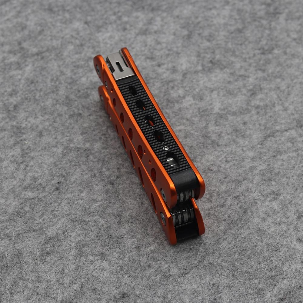 Roostevabast terasest oranžid kombineeritud tangid - Käsitööriistad - Foto 6