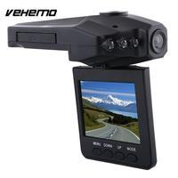 Vehemo 6LED Ночное видение Видеорегистраторы для автомобилей Камера 2.5