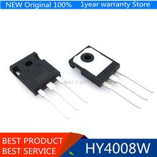 4 PCS 100% new original HY4008 HY4008W MOSFET 80V 200A TO 3P inverter Ultra chip