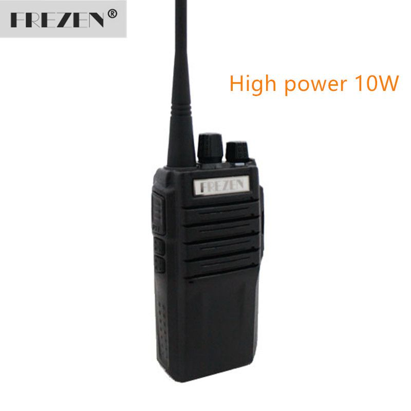Baofeng Walkie Talkie 10km Waterproof IP67 UHF 16CH 10W Dua arah Radio Anti-bunyi Transceiver High Quality Voice Long Standby