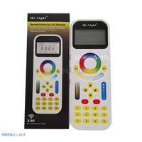 Milight FUT090 2.4G מרחוק בקר LCD מסך מקסימום 99 אזורי שליטה עבור Mi. אור LED Tracklight או LS1 4 ב 1 חכם בקר