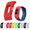 Replacement Wristband Frame Protective Case Soft Silicone Smart Watch Frame Cover Case For Fitbit Charge 2