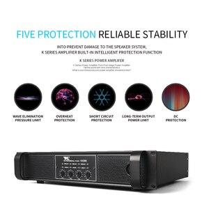 Image 3 - TKL 4 채널 증폭기 300W X4 회의 증폭기 오디오 전문 전력 증폭기 스위칭 전원 공급 장치 HIFI
