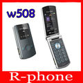 W508 Original Sony Ericsson W508 Unlocked Mobile Phone 3G 3.2MP Bluetooth MP3 Player Free Shipping