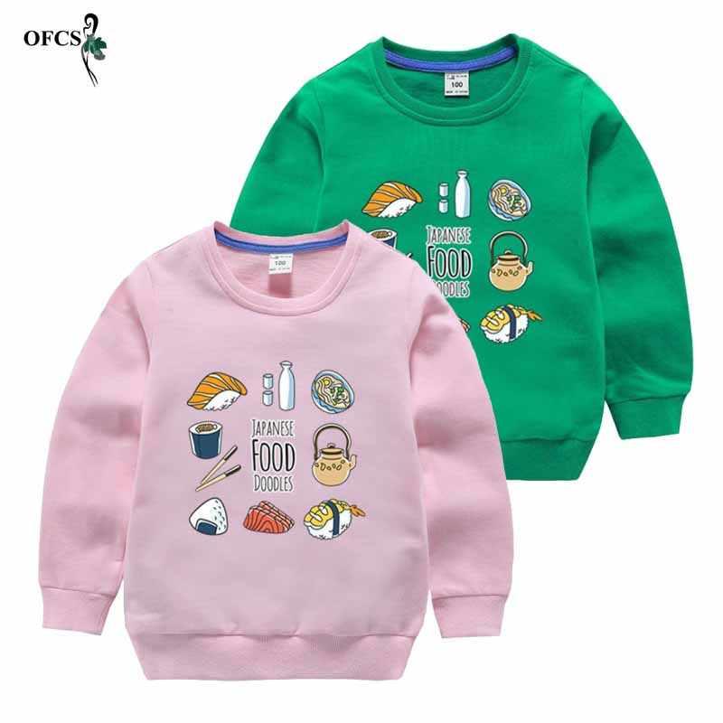 תינוק חולצה עבור בני Tshirts ילדים ילדה ארוך שרוול קריקטורה סתיו יום הולדת לסרוג סוודרי עבור בני חולצות ילדי בגדי 18M-12