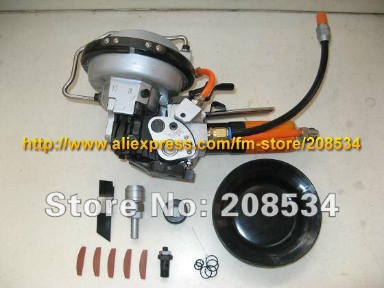 Herramienta neumática combinada de flejado de acero, flejadora de - Herramientas eléctricas - foto 4