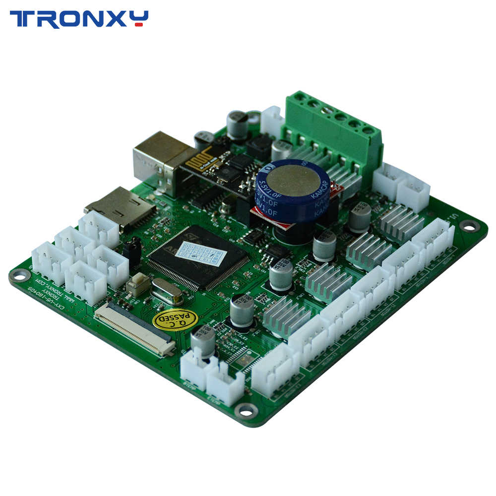 Detail Feedback Questions about TRONXY Newest Version Wifi