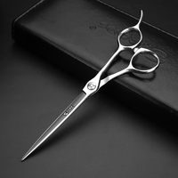 hairdressing scissors 6.5 inch 440c japanese steel professional scissors barber tools hair cutting scissors
