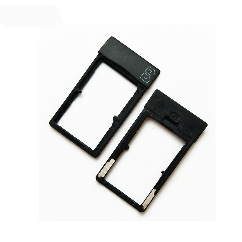 US $5 01 9% OFF|New For OnePlus One 1 Two 2 3 Three Sim Card Tray Slot  Holder Replacement Parts -in SIM Card Adapters from Cellphones &