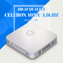 good quality mini pc with wifi and hdmi C1037U 2g ram 32g ssd mini pc windows wifi mini desktop computer thin client