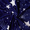 Polyester Blanket with Stars Pattern 6
