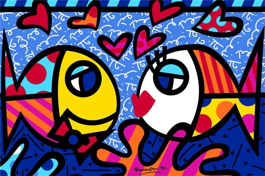 Online Get Cheap Romero Britto Art -Aliexpress.com | Alibaba Group