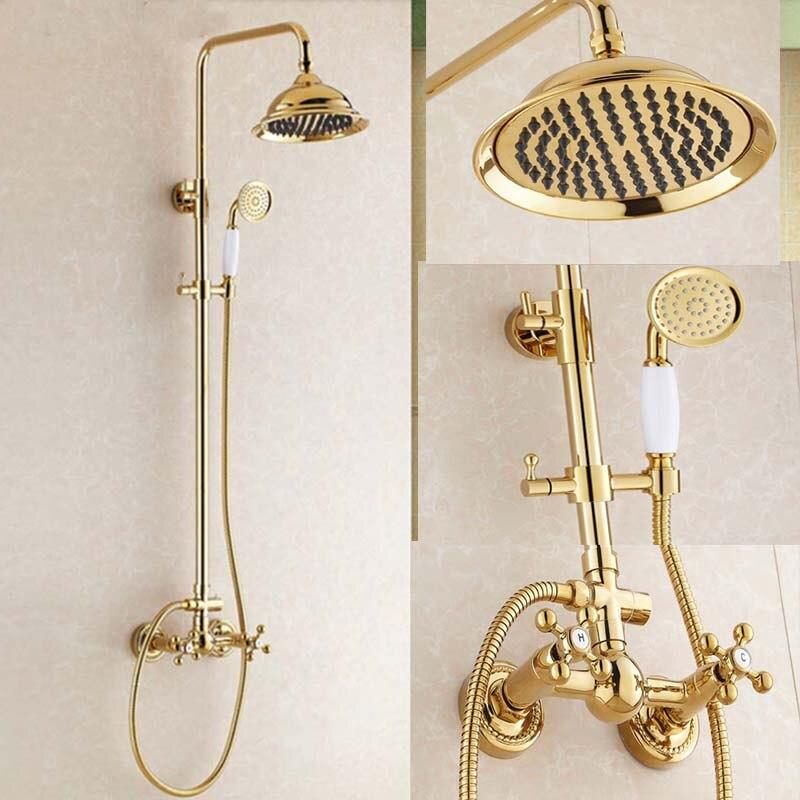 Modern Golden Brass 8