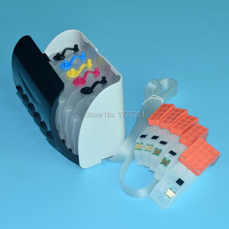 Európa piac XP-600 XP-800 XP-610 XP-810 ciss rendszer Epson T2601 / - Irodai elektronika