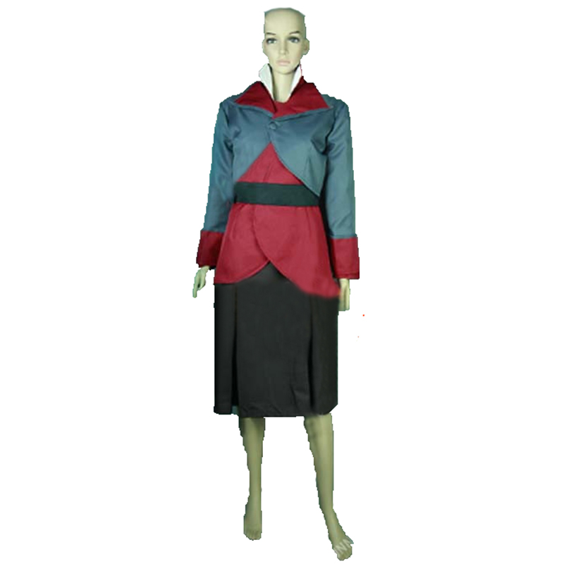 Avatar The Legend of Korra Asami Sato cosplay costume customized