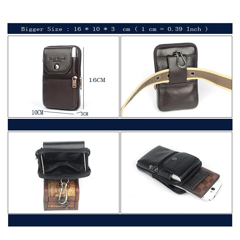 Dla przypadku Blackview BV6000S-pasek klipu pokrowiec talii torebka - Części i akcesoria do telefonów komórkowych i smartfonów - Zdjęcie 5
