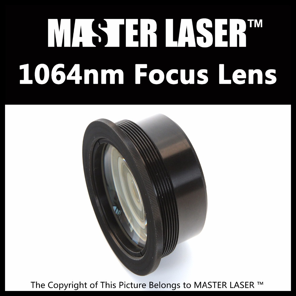 2 Pieces Combined YAG Laser Steel Cutting Welding Focus Lenses dia40mm focal length 150mm 2 pieces combined yag cutting machine laser focus lens