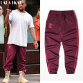 Kanye west Season 4 Crewneck Sweatpants S-3XL CALABASAS Pants Men loose Joggers Comfortable Men Elastic Pants Hip Hop KMK0050-2