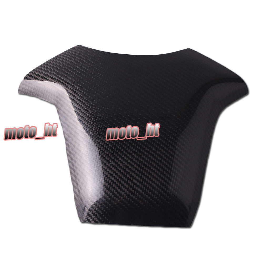 Carbon Fibre Fuel Gas Tank Cover Protector for Honda CBR1000RR 2004 2005 2006 2007 arashi motorcycle radiator grille protective cover grill guard protector for 2008 2009 2010 2011 honda cbr1000rr cbr 1000 rr