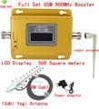13db яги + ЖК-дисплей! мобильный телефон GSM 980 900 мГц ракеты-носители сигнала, сотовый телефон GSM 900 сигнал повторителя gsm усилитель сигнала