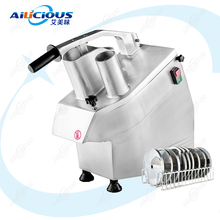 HLC300 Kitchen multifunctional vegetable cutter Machine Commercial Spiral Fruit Vegetable Slicer Cutter Electric 220V 110V electric vegetable cutting machine 200 kg h automatic vegetable shreadding slicing machine commercial vegetables cutter