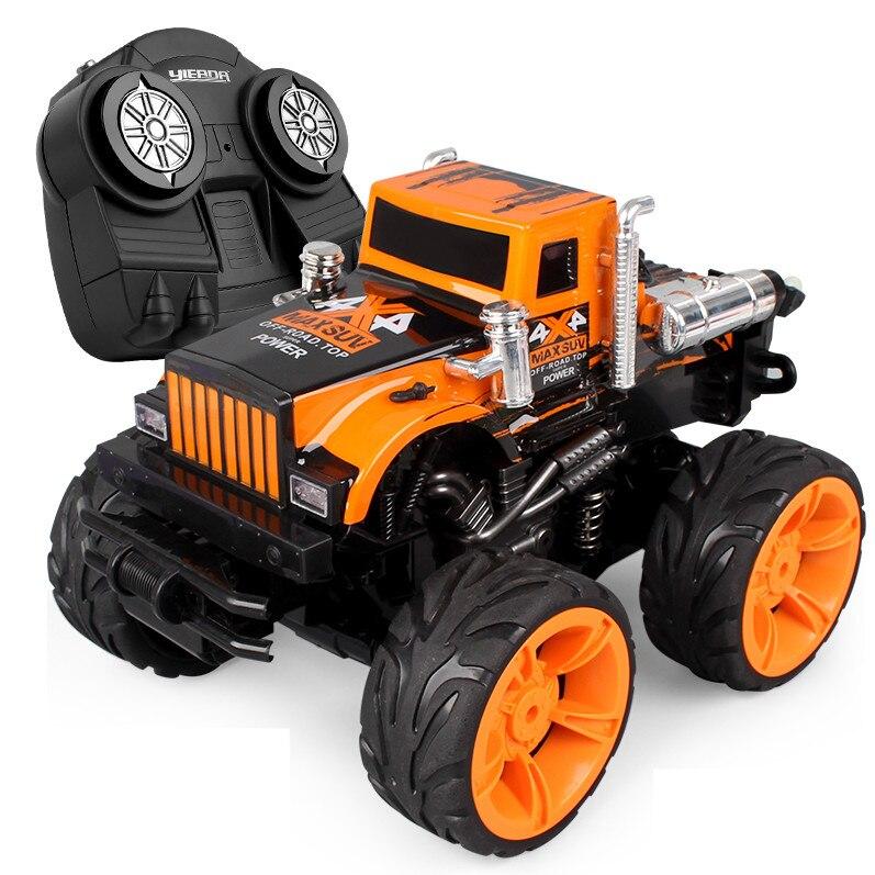RC voiture jouets pour garçons enfant cadeau avec radio télécommande vitesse course cascadeur voiture cadeau voiture électrique