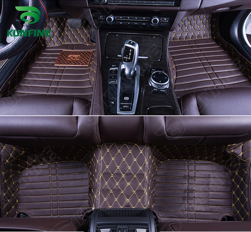 Top Quality 3D car floor mat for Toyota RAV4  foot mat car foot pad 4 colors Left hand driver carpet car styling liner