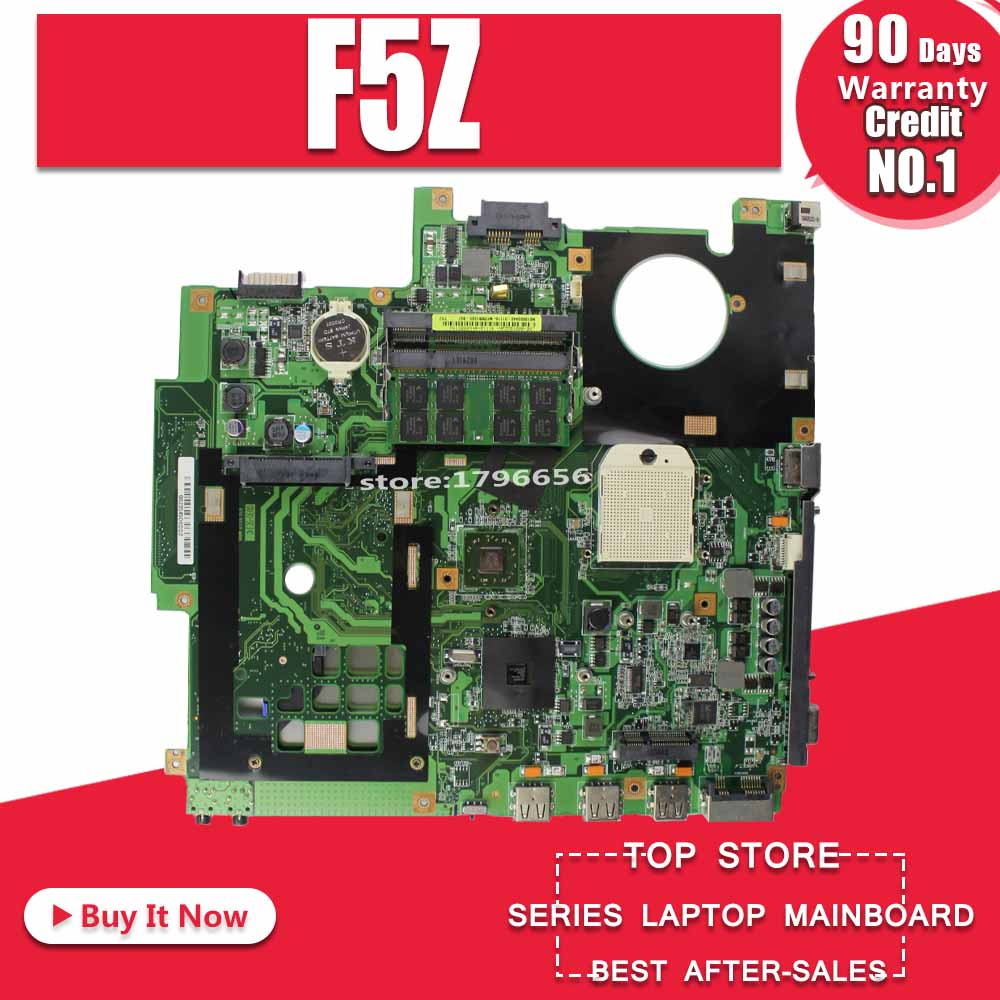 F5Z Laptop motherboard X50Z mainboard 100% tested 90days warrantyF5Z Laptop motherboard X50Z mainboard 100% tested 90days warranty