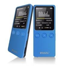 """Mini RUIZU X08 1.8 """"Pantalla Altavoz Reproductor de MP3 de 8 GB 200 Horas de Deporte Digital MP3 Reproductor de Música DEL TF FM DE Radio DE ALTA FIDELIDAD Reproductor de Vídeo walkman"""