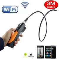 8 5mm Snake Camera HD 720P 1280 720 2MP CMOS Inpsection Endoscope Camera With 1M Probe