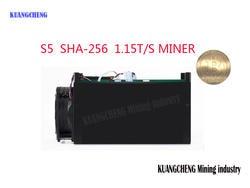 Kuangcheng горнодобывающей отрасли продать bitcon Шахтер Antminer S5 1.15TH ASIC шахтер 1150GH супер BTC шахтер лучше, чем Дракон Antminer S4