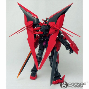 Набор моделей для сборки мобильных костюмов OHS Bandai HG Build Fighters 013 1/144
