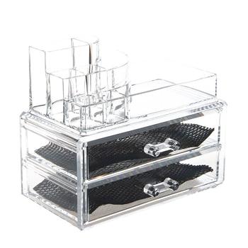 Nieuwe Cosmetica Organizer Clear Acrylic Make Organizer Houder Meerdere Display