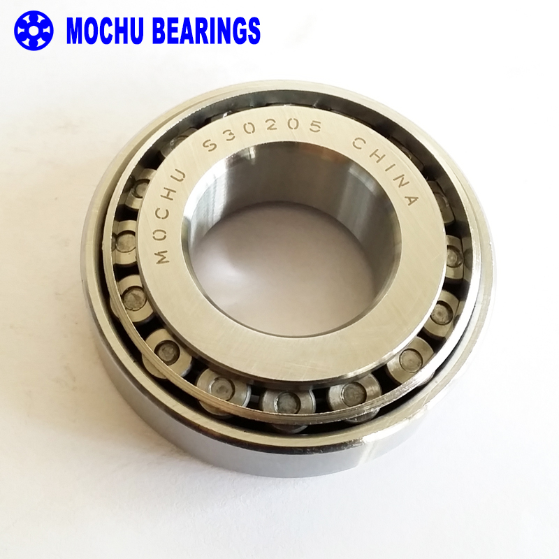 1pcs Bearing S30205 25x52x16.25 30205 Cone + Cup Stainless Steel Single Row Tapered Roller Bearings High Quality цена и фото