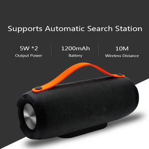 Image 2 - Hopestar Portable Wireless Bluetooth Speaker 10W Stereo system TF FM Radio Music Subwoofer Column Speakers For PC