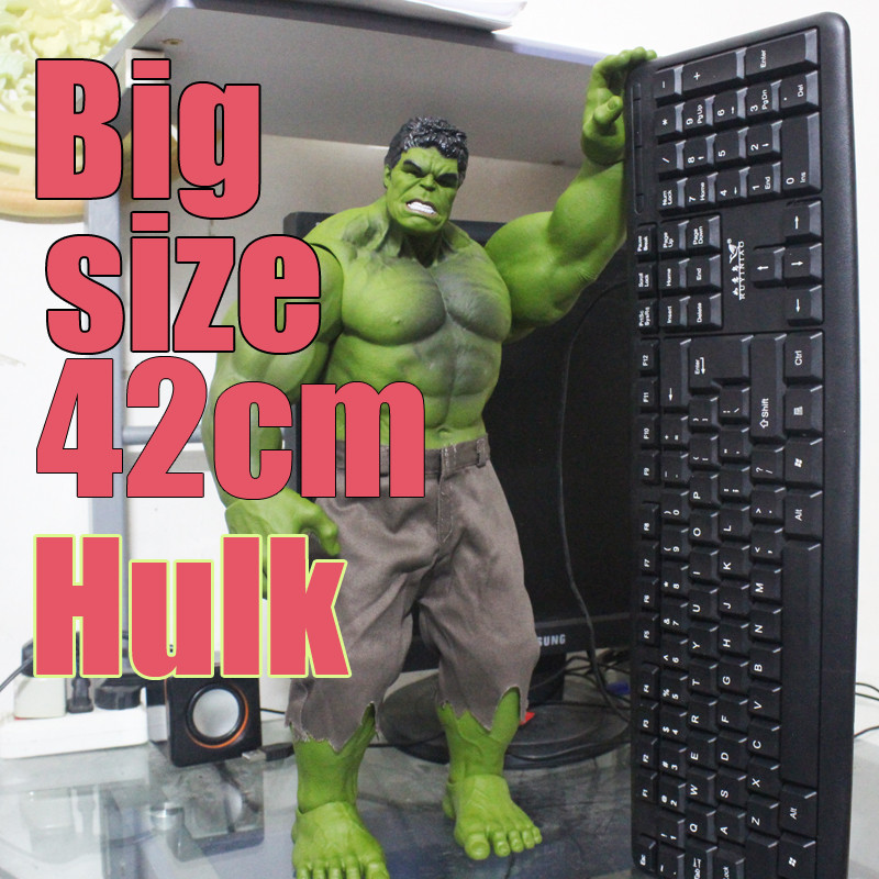Giant Hulk Action Figure