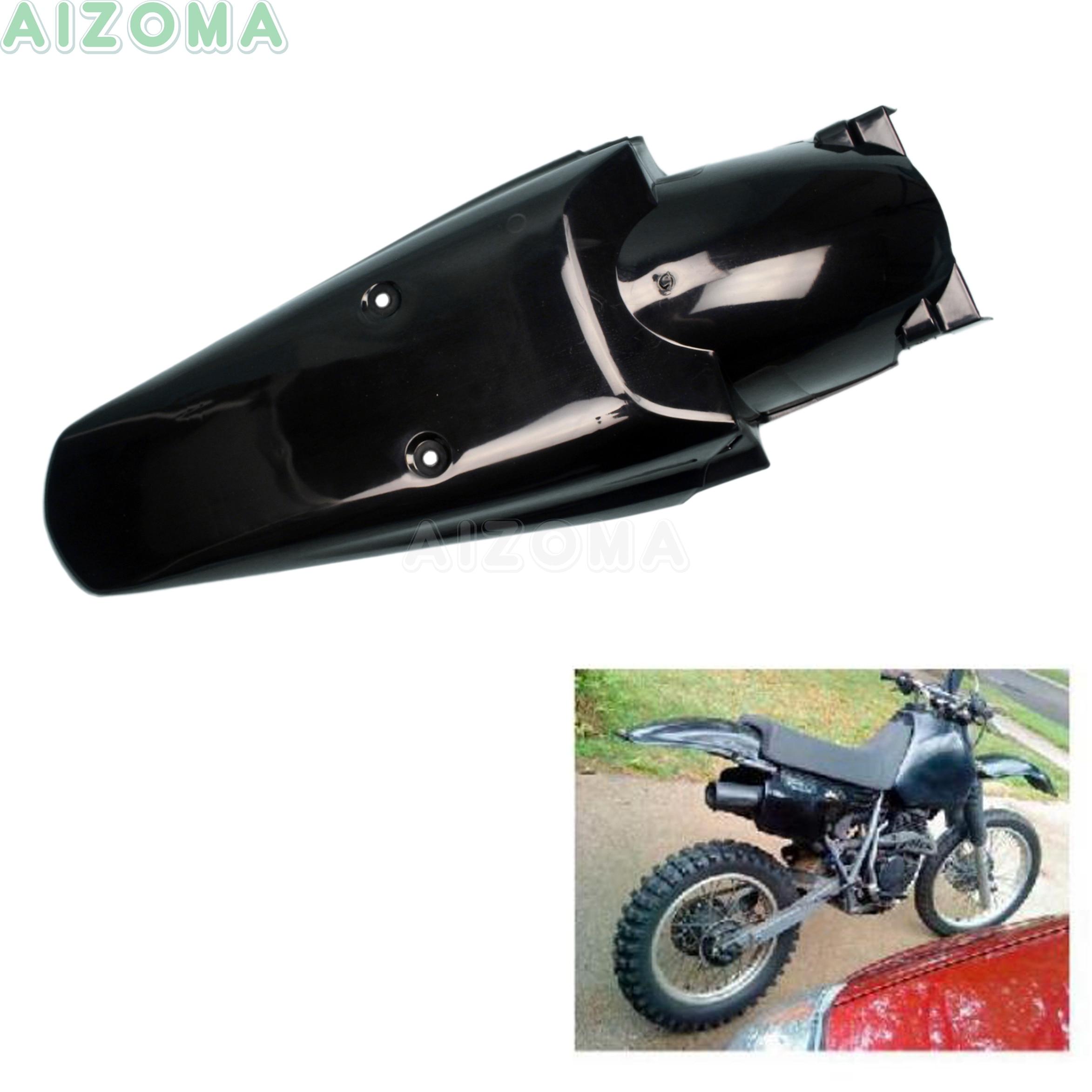Offroad Rear Fenders Universal For Honda Yamaha Kawasaki Suzuki KTM Supermoto Mud Plate Fender Motocross Mudguard Prevent Dirty