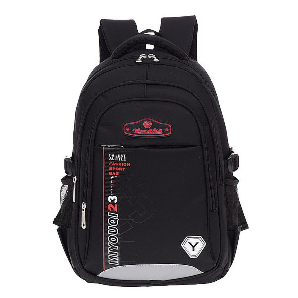 Children School Bags For Girls Boys Waterproof Backpack Large capacity Kids Backpacks Teenager travel backpack 2 sizes mochila