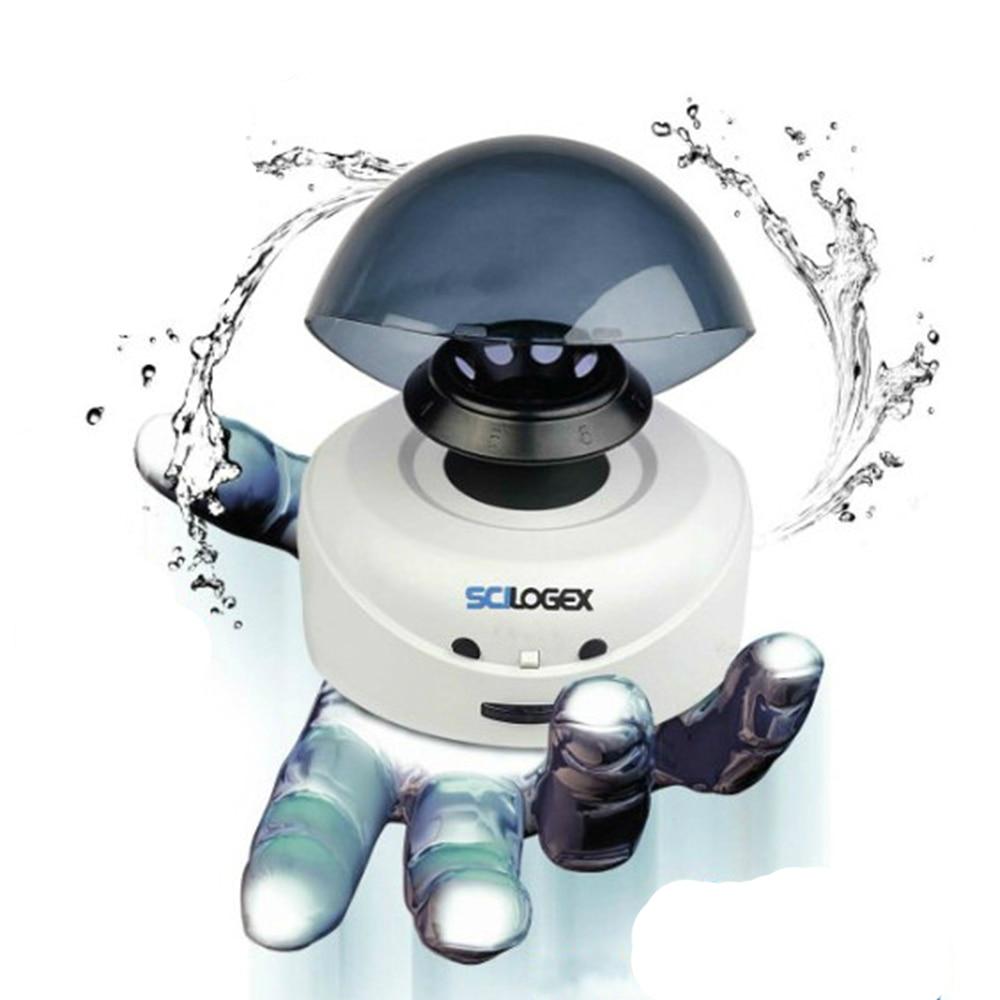 S1010E Mini-Centrifuges 5000rpm Mini palm Centrifuge 0.5ml, 1.5ml, 2ml Laboratory Centrifuge mini lab centrifuge mini laboratory centrifuge scilogex d1008e 0 5 1 5 2 0ml 5000rpm