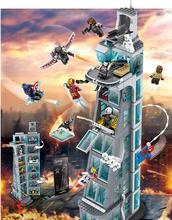 Legoing 7 Floors upgrade Hero Tower