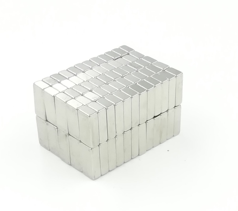 20pcs 10 x 5 x 3 mm N35 Small Block Super Strong Neodymium Magnets 10*5*3 Rare Earth Powerful