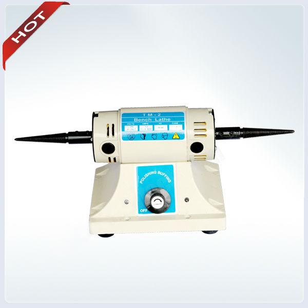 Polishing Motor with 2 pcs Buffing Free 0-10000 RPM Micromotor Bench Lathe for Dental Supply Jewelry polishing Machine 220 240v tm 2 bench lathe buffing motor rpm 0 8000r min multi use polishing machine heavy duty power tool jewelry tool